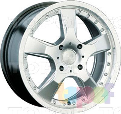 Колесные диски LS wheels TS503. Изображение модели #1
