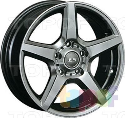 Колесные диски LS wheels TS504. Изображение модели #1