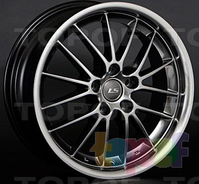 Колесные диски LS wheels TS516. Изображение модели #1