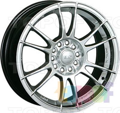 Колесные диски LS wheels TS602. Изображение модели #1