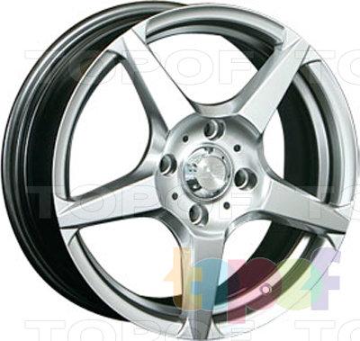 Колесные диски LS wheels TS610. Изображение модели #1