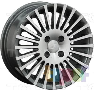 Колесные диски LS wheels W001. Изображение модели #1