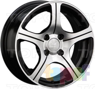 Колесные диски LS wheels W017. Изображение модели #1