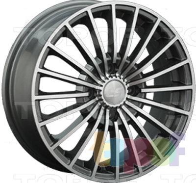 Колесные диски LS wheels W1023