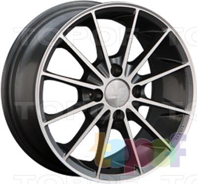 Колесные диски LS wheels W181. Изображение модели #1