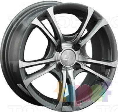 Колесные диски LS wheels W304. Изображение модели #1