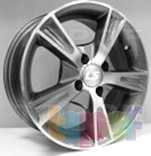 Колесные диски LS wheels W5090. Изображение модели #1