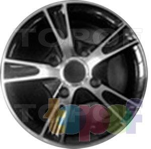 Колесные диски LS wheels W5090. Изображение модели #2