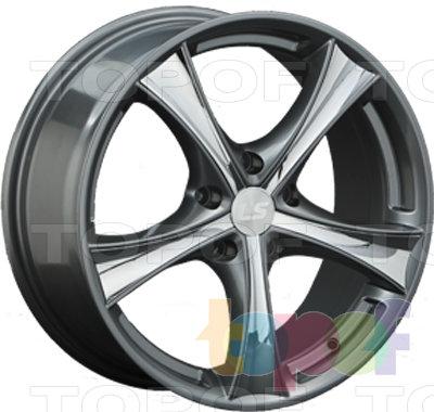 Колесные диски LS wheels W5523. Изображение модели #1