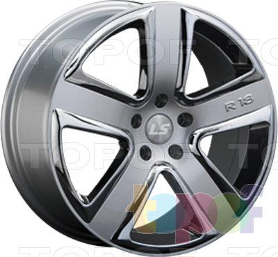 Колесные диски LS wheels W5527. Изображение модели #1