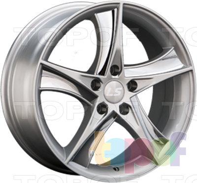 Колесные диски LS wheels W5566. Изображение модели #1