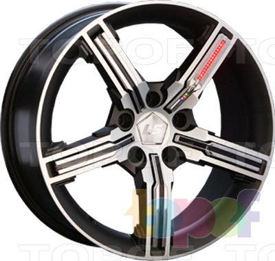 Колесные диски LS wheels W5676. Изображение модели #1