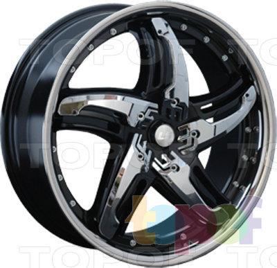 Колесные диски LS wheels W5888. Изображение модели #1