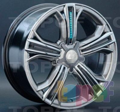 Колесные диски LS wheels W5897. Изображение модели #1