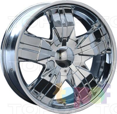 Колесные диски LS wheels WF5094. Изображение модели #1