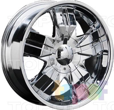 Колесные диски LS wheels WF5123. Изображение модели #1