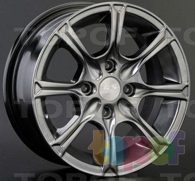 Колесные диски LS wheels ZT218. Изображение модели #1