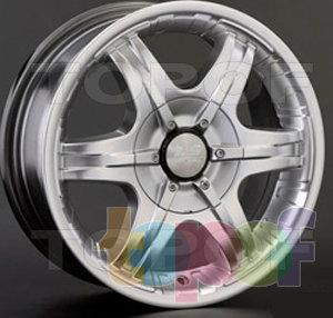 Колесные диски LS wheels ZT258. Изображение модели #1