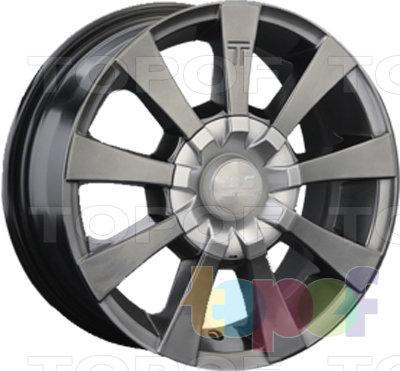 Колесные диски LS wheels ZT259. Изображение модели #1