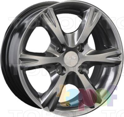Колесные диски LS wheels ZT263. Изображение модели #1