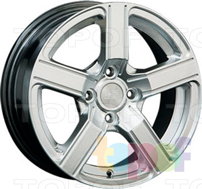 Колесные диски LS wheels ZT328. Изображение модели #1