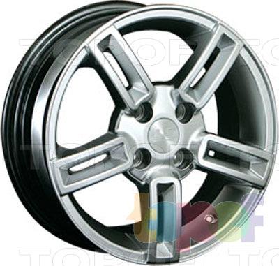 Колесные диски LS wheels ZT384