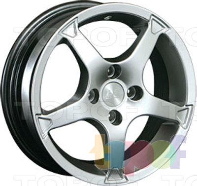 Колесные диски LS wheels ZT385. Изображение модели #1