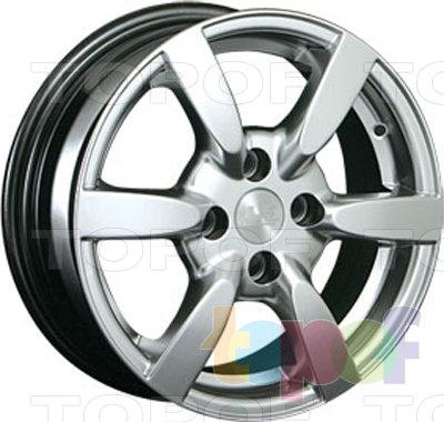 Колесные диски LS wheels ZT386