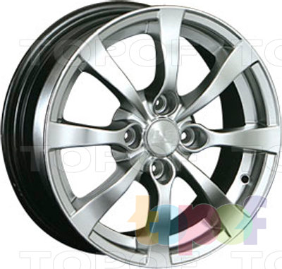 Колесные диски LS wheels ZT388. Изображение модели #1