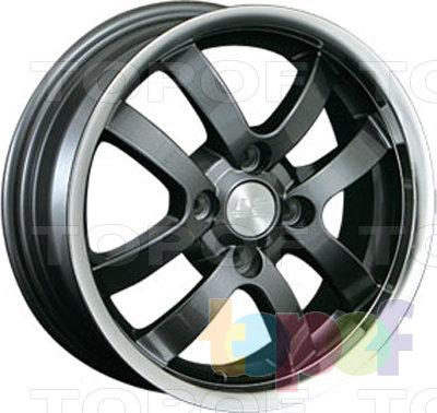 Колесные диски LS wheels ZT389. Изображение модели #1