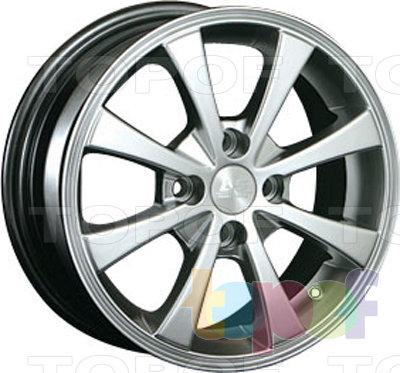Колесные диски LS wheels ZT391. Изображение модели #1