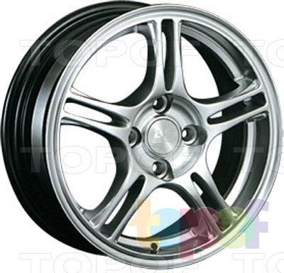 Колесные диски LS wheels ZT392. Изображение модели #1