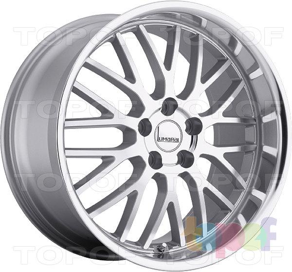 Колесные диски Lumarai Kya. Изображение модели #1