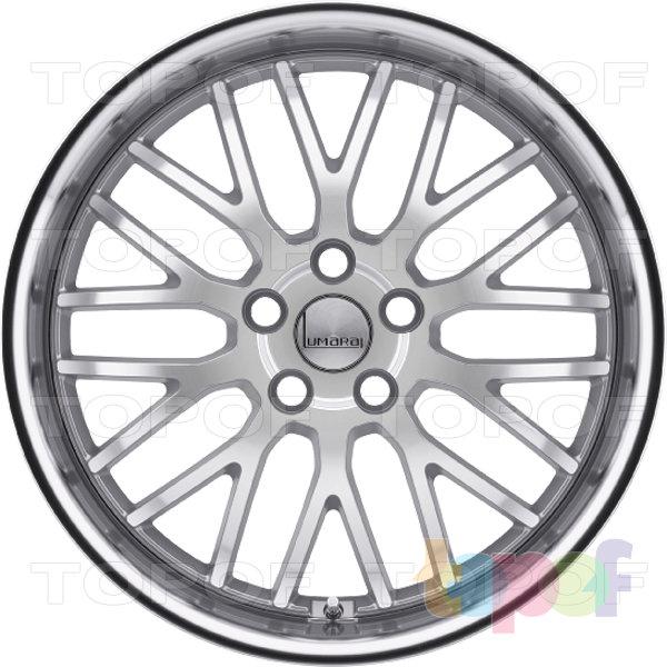 Колесные диски Lumarai Kya. Изображение модели #3