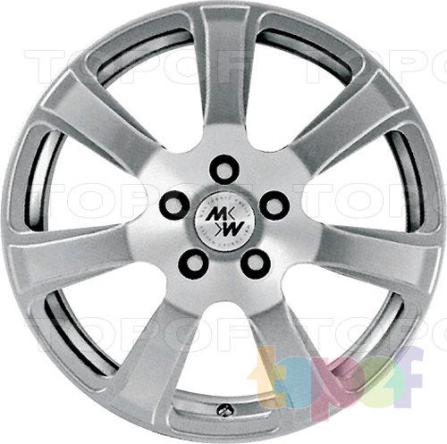 Колесные диски M&K Forged Wheels MK-III. Изображение модели #1