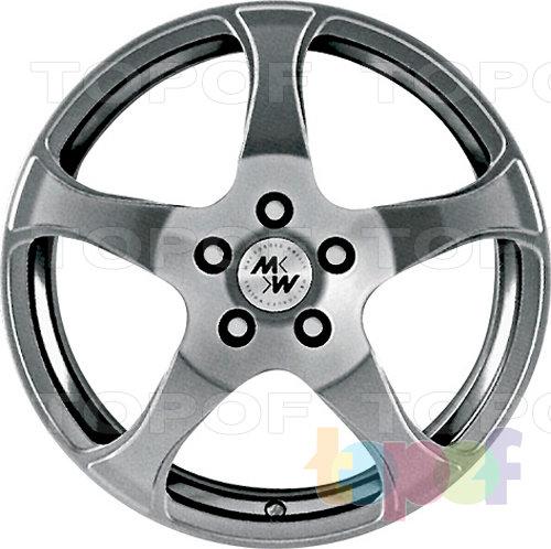 Колесные диски M&K Forged Wheels MK-IV. Изображение модели #1