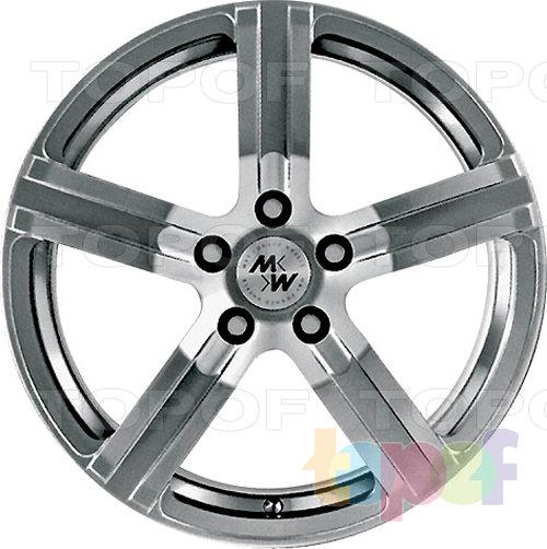 Колесные диски M&K Forged Wheels MK-IX. Изображение модели #1