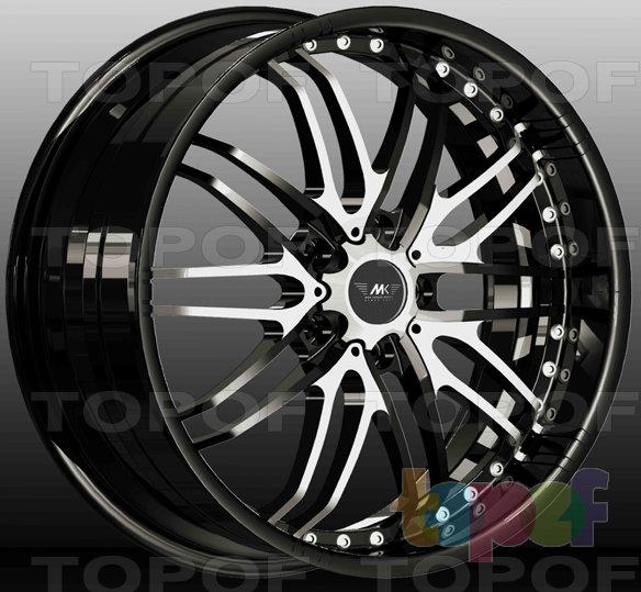 Колесные диски M&K Forged Wheels MK-LIX