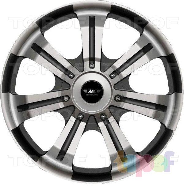 Кованные Колесные диски M&K Forged Wheels MK-LV - колесные диски ...