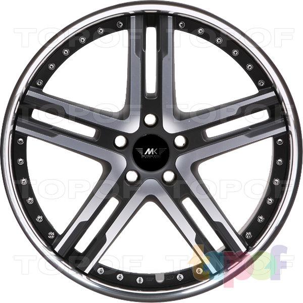 Колесные диски M&K Forged Wheels MK-LVI