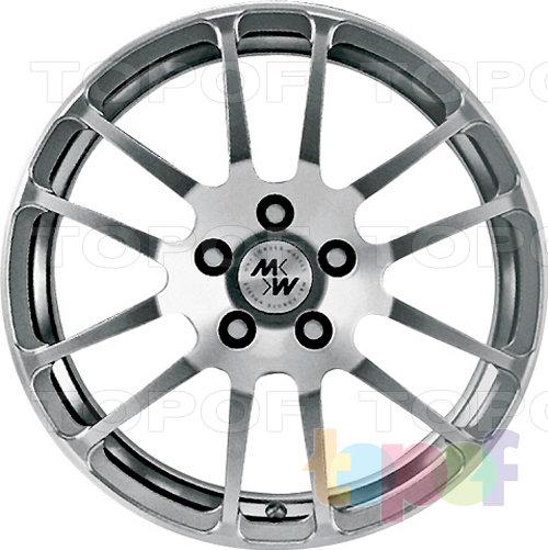 Колесные диски M&K Forged Wheels MK-V. Изображение модели #1