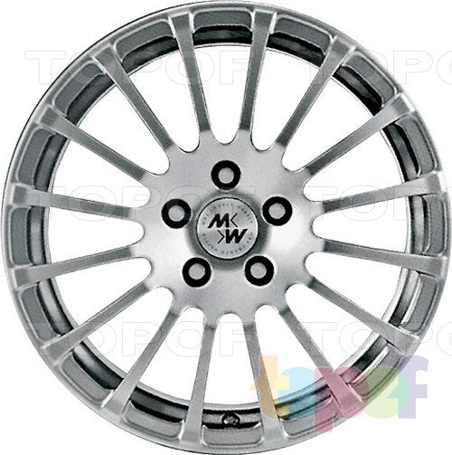 Колесные диски M&K Forged Wheels MK-VI. Изображение модели #1