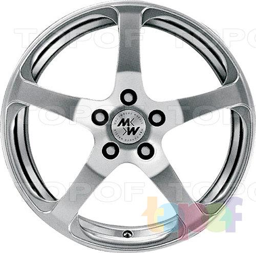 Колесные диски M&K Forged Wheels MK-VII. Изображение модели #1