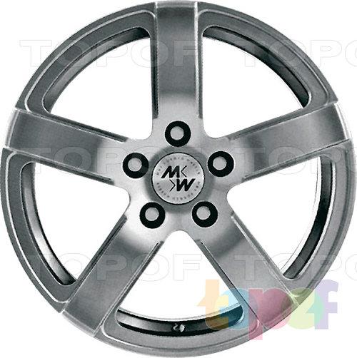 Колесные диски M&K Forged Wheels MK-VIII. Изображение модели #1