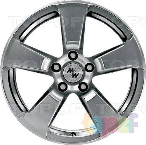 Колесные диски M&K Forged Wheels MK-X. Изображение модели #1