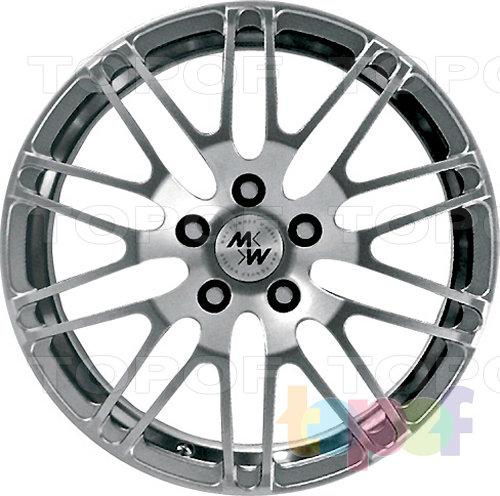 Колесные диски M&K Forged Wheels MK-XII. Изображение модели #1