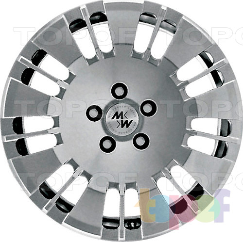 Колесные диски M&K Forged Wheels MK-XIII. Изображение модели #1
