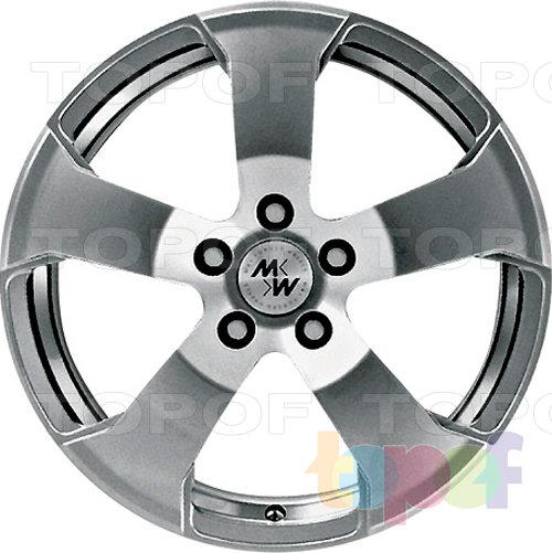 Колесные диски M&K Forged Wheels MK-XIV. Изображение модели #1