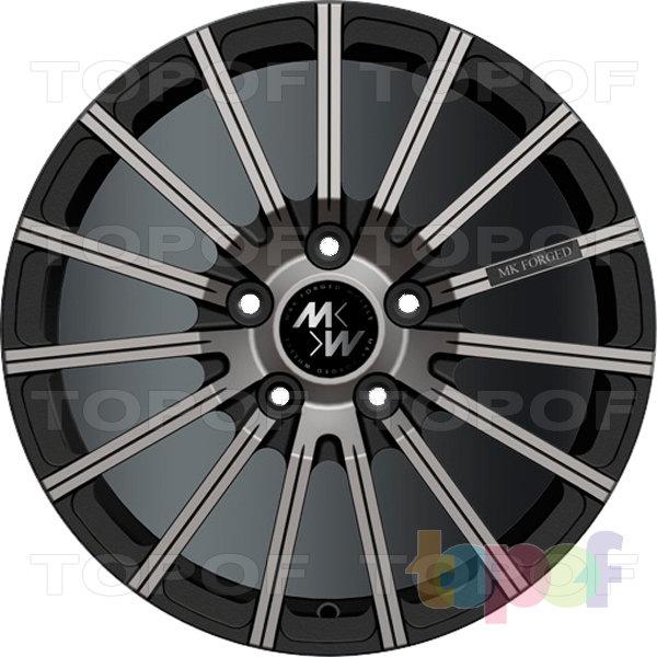Колесные диски M&K Forged Wheels MK-XL. Изображение модели #1