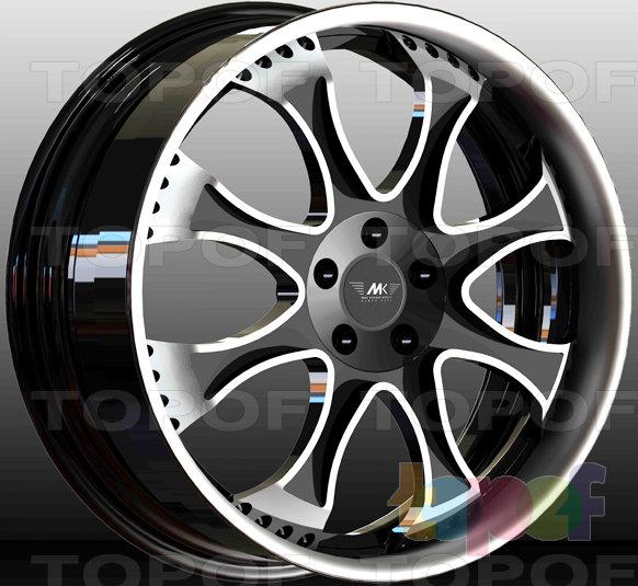 Колесные диски M&K Forged Wheels MK-XLIV